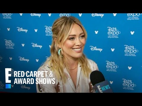 "Hilary Duff Will Reprise ""Lizzie McGuire"" Role for Disney+ Reboot 