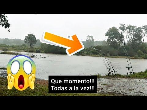 Tercera salidita por el Arroyo el Potrero, Maldonado - Uruguay con sorpresa!!