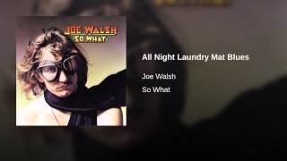 All Night Laundry Mat Blues
