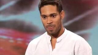 The X Factor 2009 - Danyl Johnson - Auditions 1 (itv.com/xfactor)