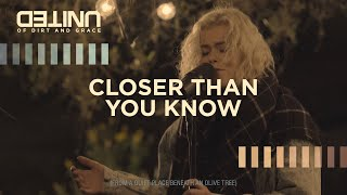 Hillsong UNITED - Closer Than You Know (Live)