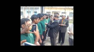 RAJSHAHI POLYTECHNIC INSTITUTE ROVER SCOUT GROUP-2014