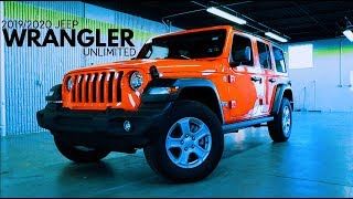 2019/2020 Jeep Wrangler Unlimited | Full Review & Test Drive