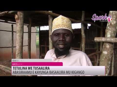 E Kayunga abasiramu beeralikirivu lwa kubateega nga bagenda okusaala