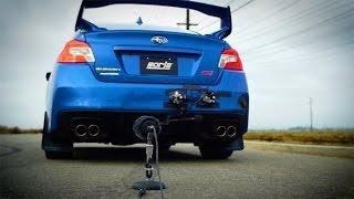 Video: Borla S-Type Komplettanlage für Subaru WRX ab 2015