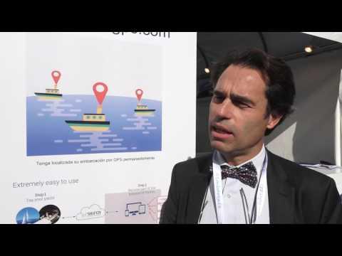 Salón Náutico Barcelona: MARINATEL presenta su innovador Baliza GPS