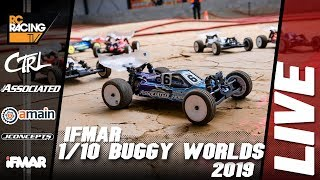 IFMAR 1/10th Electric 2WD Off Road Worlds - Tuesday - FINALS DAY!