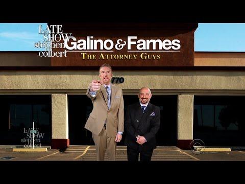 Trump's New Lawyers: Galino & Farnes