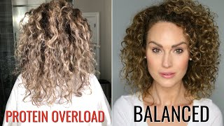 WHAT IS PROTEIN OVERLOAD? SIGNS TO LOOK FOR & HOW TO FIX IT   The Glam Belle