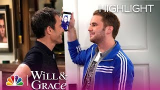 Will & Grace - Not a History Puff (Episode Highlight)