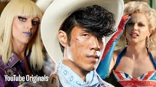 RuPaul's Drag Race Vs. UFC Fighters • Cowboy Up
