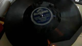 Tampa Red  - Gin Head Woman Blues - Vocal Piano Guitar  RARE 78rpm record