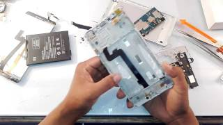 How To Replace Display & Disassembly   Xiaomi Mi Max.