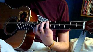 jose gonzalez - down the hillside cover (by Ja Murray)
