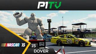NASCAR 15 #15 - Dover FedEx 400 / Lets Play NASCAR 15 [TX 599XX] [PC]