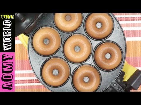 SUPER SOFT Mini Donut Recipe