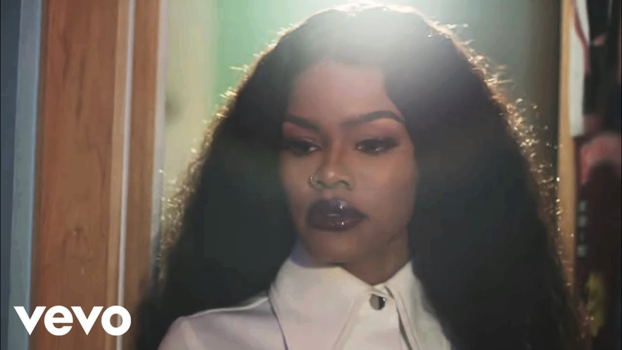 Teyana Taylor - Issues/Hold On (Official Video)