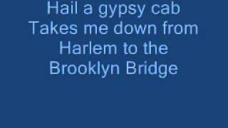 Alicia Keys-New York + lyrics on screen