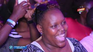 Alex Muhangi Comedy Store May 2019 - Mc Mariachi (Investor tricks)