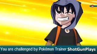 Technoblade vs ShotGunPlays (Pokemon Battle)