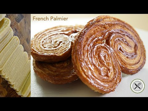 French Palmier Cookies – Bruno Albouze