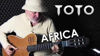 Africa Cover | Fingerstyle Guitar