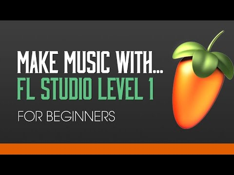 FL Studio 11 Beginners Level 1 Tutorial 1 – Introduction