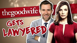 Real Lawyer Reacts to The Good Wife