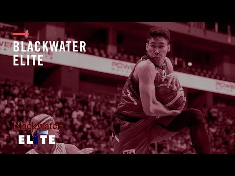 PBA Season 43 Preview: Blackwater Elite