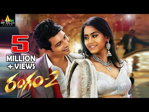 Rangam 2 Telugu Full Movie | Jiiva, Thulasi Nair, Harris Jayaraj | Sri Balaji Video