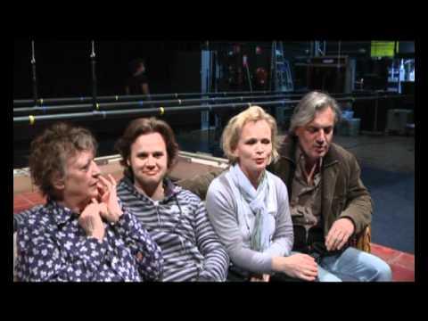 Schouwblog - Cast van 'De Grote Liefde' backstage in Schouwburg Cuijk 2009