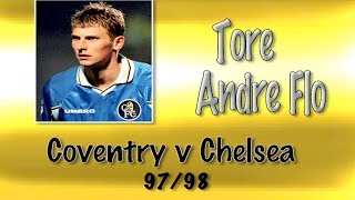 Tore André Flo trifft gegen Coventry