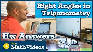 HW Answers - Right Triangles In Trigonometry