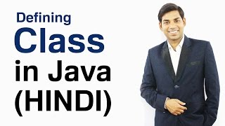 Defining Class in Java (HINDI/URDU)