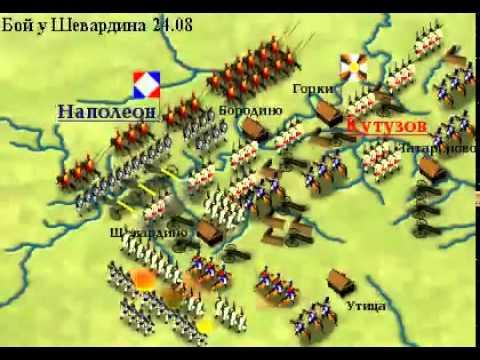 Стратегия и тактика Отечественной войны 1812 года