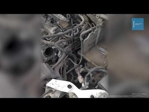 Жительница Балашихи нашла свое авто на штрафстоянке в разобранном виде