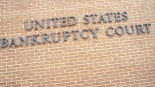 What happens when a company goes bankrupt?