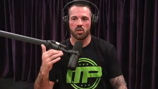 Joe Rogan - Matt Brown on Starting Out in MMA