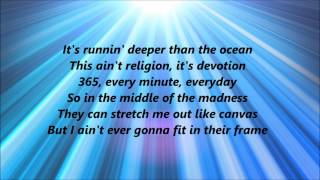 TobyMac - Til The Day I Die (feat. NF) (Lyrics)