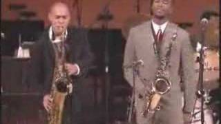 Joshua Redman vs James Carter Live At Carnegie Hall