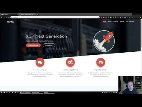XenServer VM Install