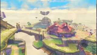 Trailer Skyward Sword — Comic Con 2011