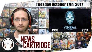 EA Shuts Down Visceral Games