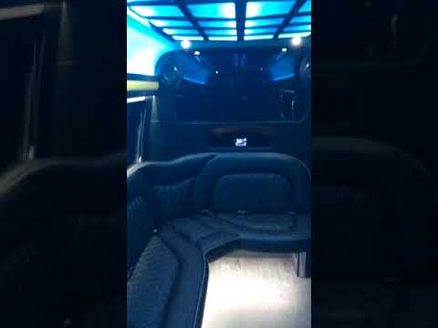 New 2017 Limousine Sprinter