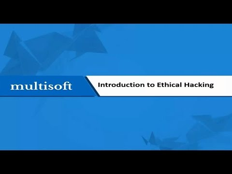 Introduction To Ethical Hacking Training - Teaser