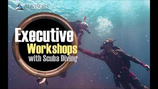 Portfolio Management for Realizing Organizational Strategy with Scuba-diving