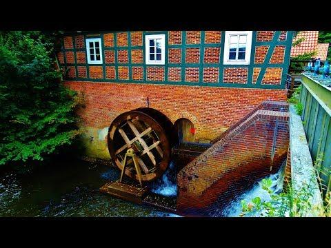 Schwanewede: Die Wassermühle in Meyenburg