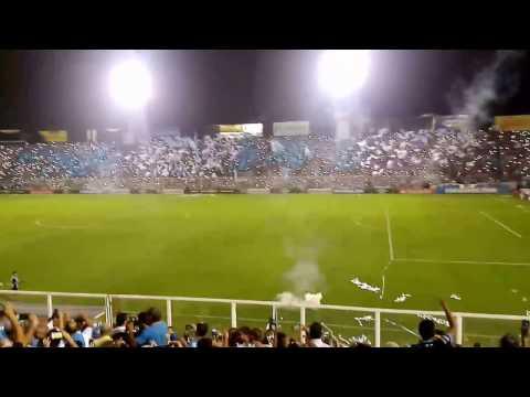 """""""Recibimiento Atlético Tucumán vs Nacional Ecuador"""" Barra: La Inimitable • Club: Atlético Tucumán"""
