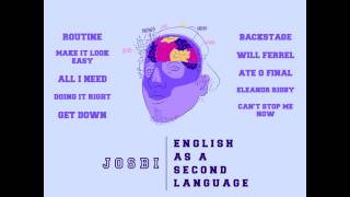Josbi - Eleanor Rigby ft. G-Mo Skee (Prod. FoxazBeats)