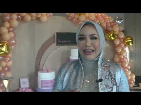 Kemeriahan Virtual Grand Launching Brunch Beauty Time di Bandung